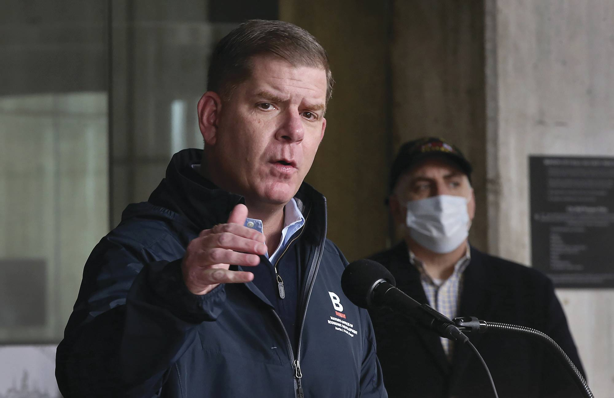 A Letter From Mayor Marty Walsh