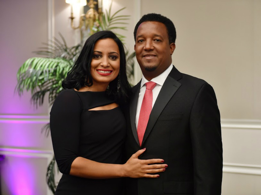 Pedro_Martinez_with_wife_Carolina