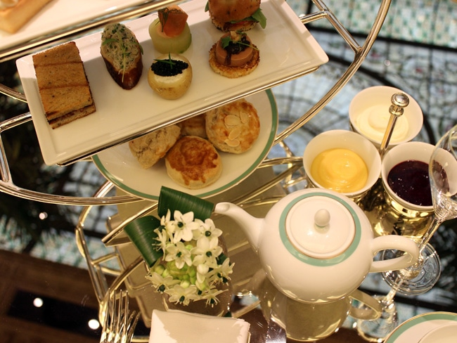 The Palm Court Afternoon Tea.