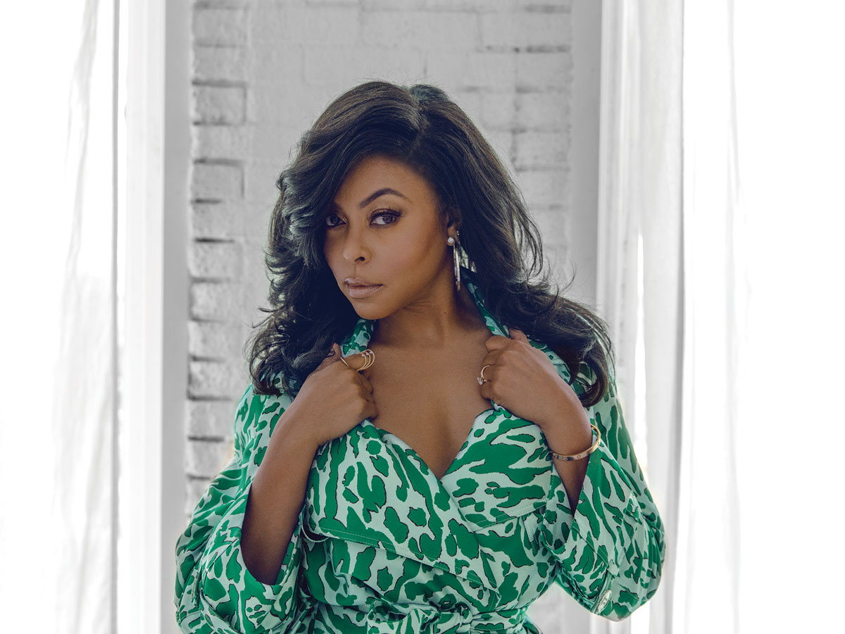 Taraji P Henson Has Had To Fight Her Way To The Top Of