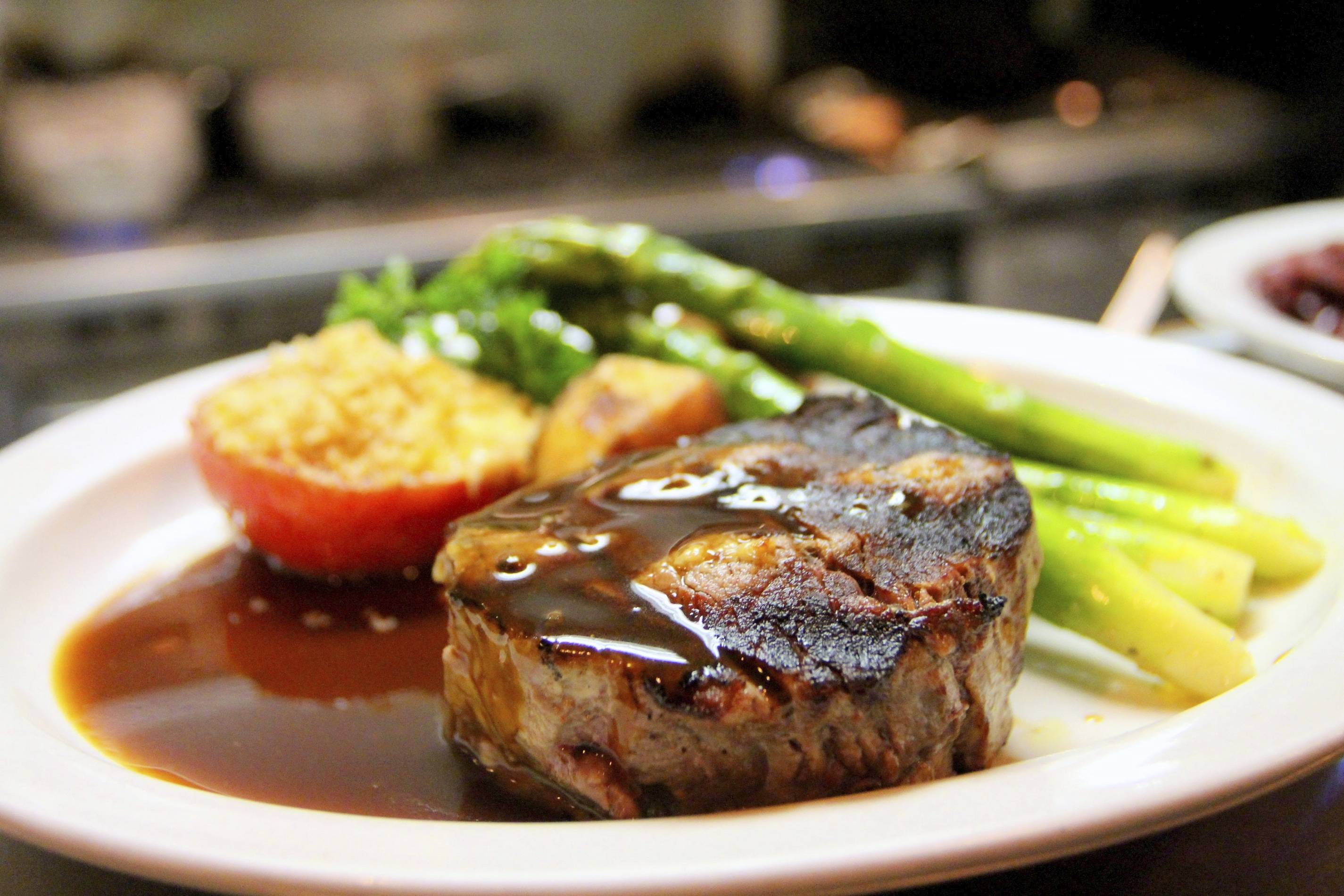 Best steakhouses in Boston