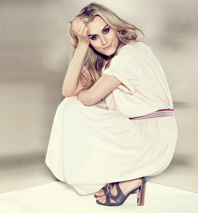 1 - Taylor Schilling on Life Before 'Orange is…