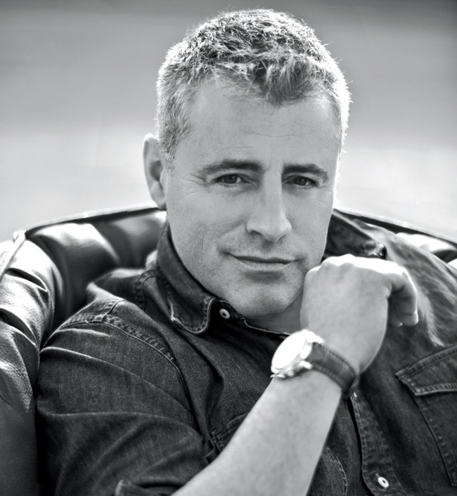 1 - Matt LeBlanc on Playing Himself in 'Episodes'